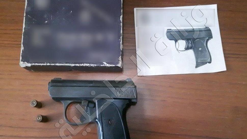 القيروان: حجز أسلحة واطلاقات نارية ( صور)
