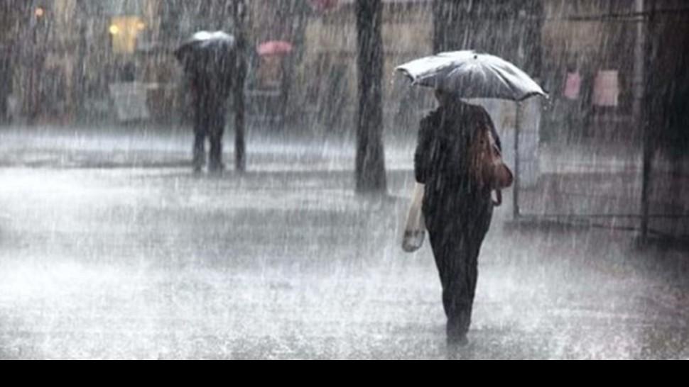 نزول أمطار