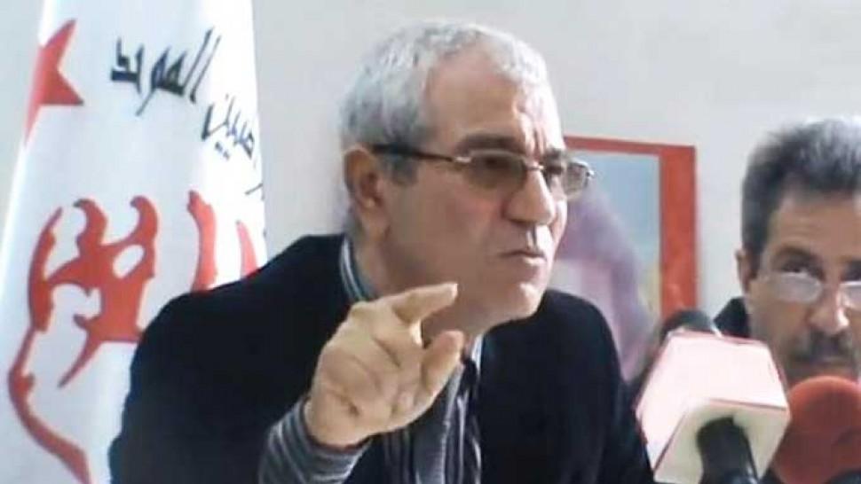 محمد جمور : نطالب مجلس الأمن القومي بممارسة صلاحياته في قضية الجهاز السري
