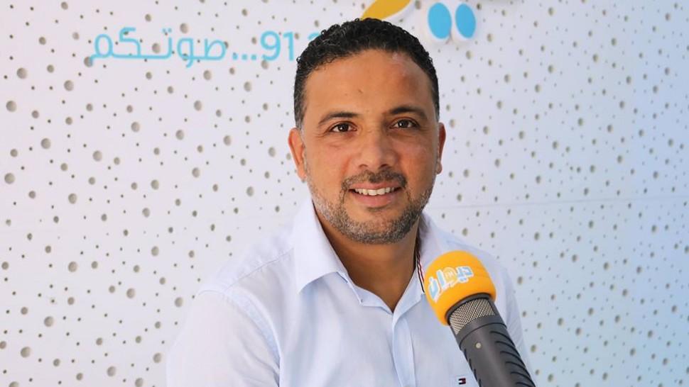 المحامي والناشط السياسي سيف الدين مخلوف