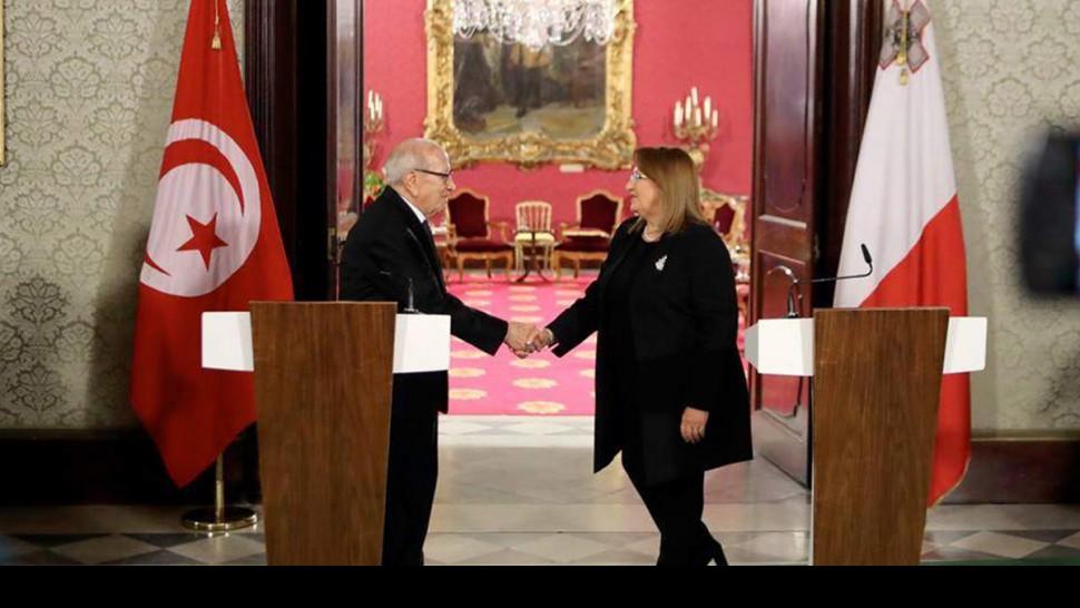 اتفاقيات بين تونس ومالطا