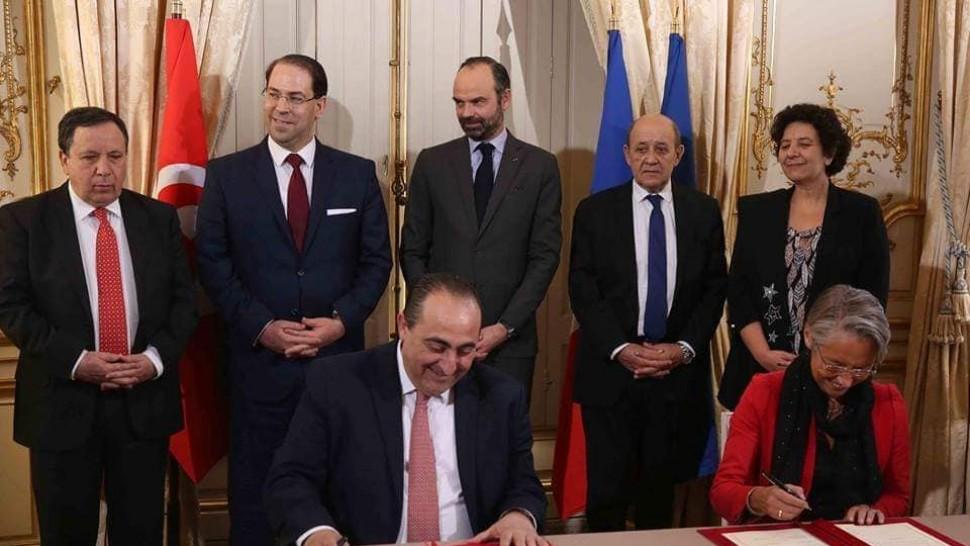 امضاء اتفاقية