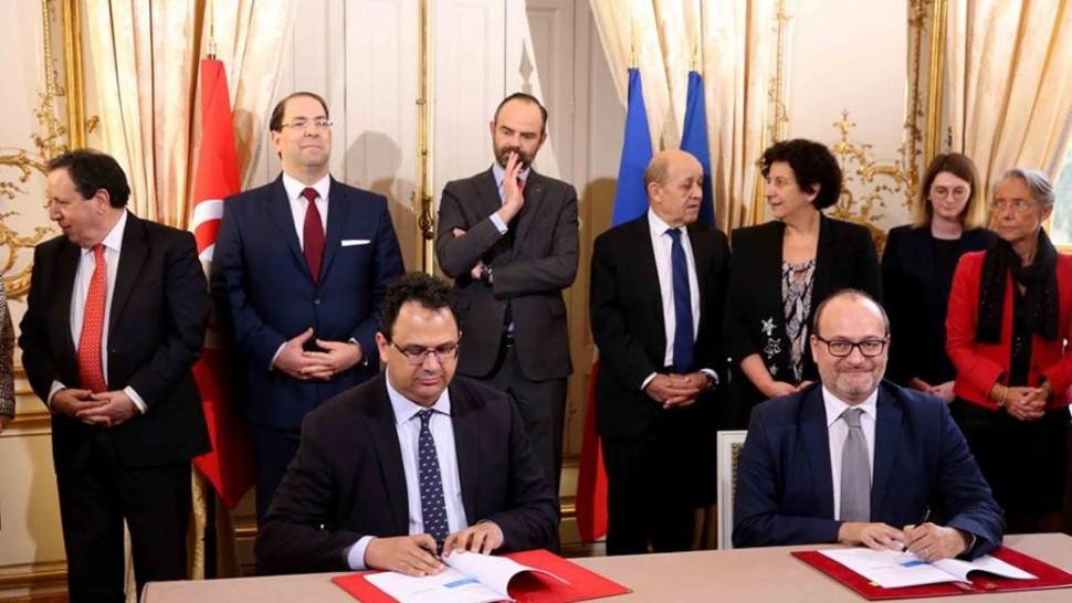 توقيع اتفاقية