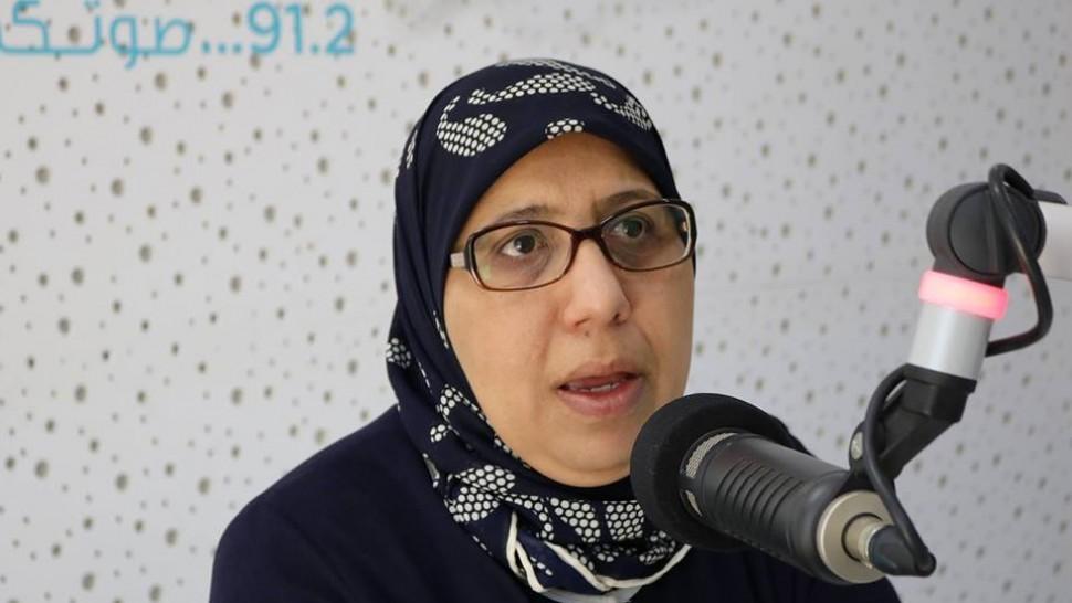 يمينة الزغلامي: الكثير من التونسيين ينتظرون حلولا من حركة النهضة
