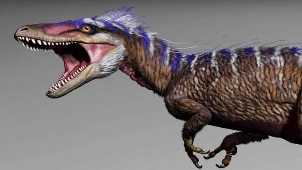 اكتشاف 'نذير الموت' جدّ ملك الديناصورات الطاغية