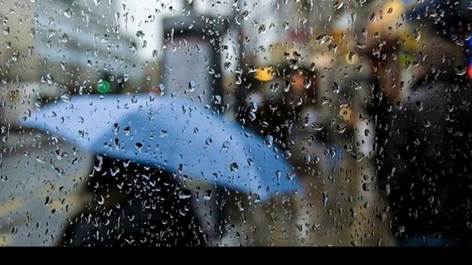 كميات الامطار المسجلة