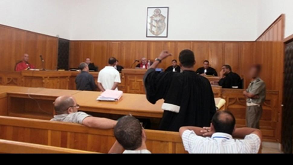 محكمة عسكرية تونس