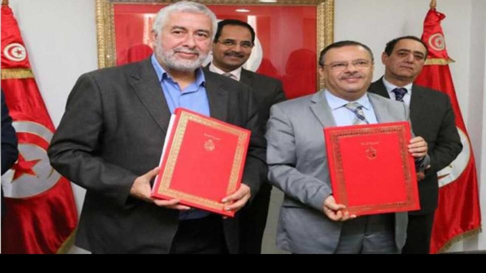 اتفاقية بين وزارة الفلاحة واتحاد الفلاحة