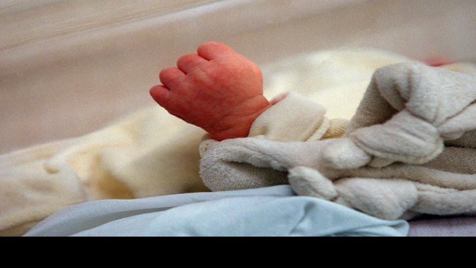 وفاة  مولودا مستشفى الرابطة وزير الصحة مجلس الأمن القومي