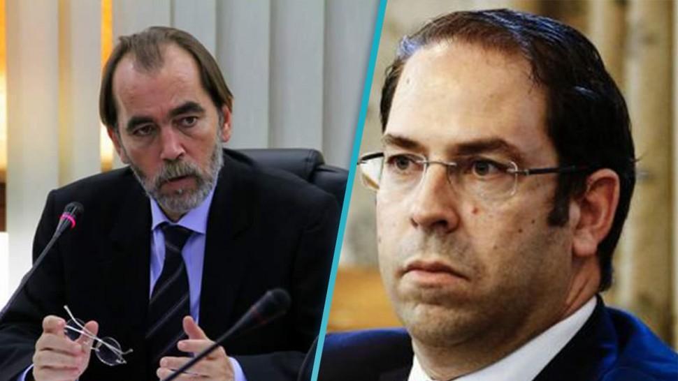 سعيد العايدي: كان على رئيس الحكومة عدم قبول استقالة وزير الصحة