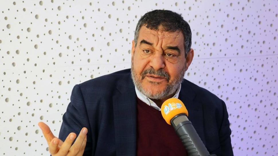 محمد بن سالم قيادي في حركة النهضة