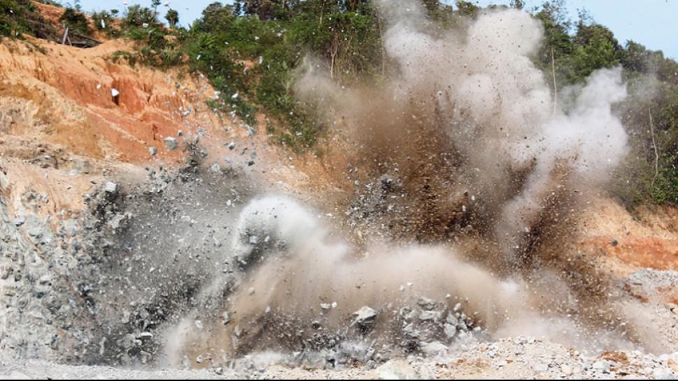 القصرين: إصابة عامل بشركة مقاولات في انفجار لغم بجبل سمامة