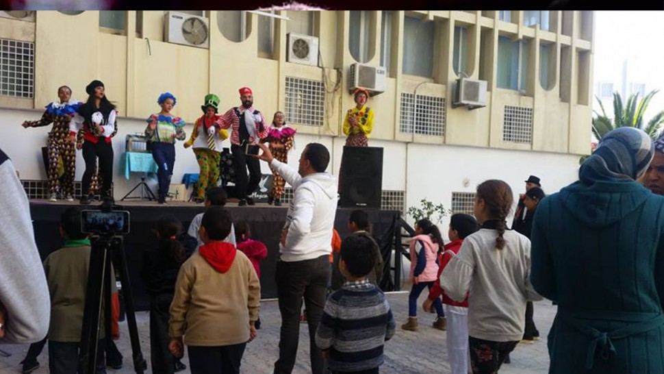 مهرجان مسرح الطفل بصفاقس