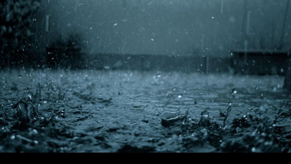 تواصل نزول الأمطار