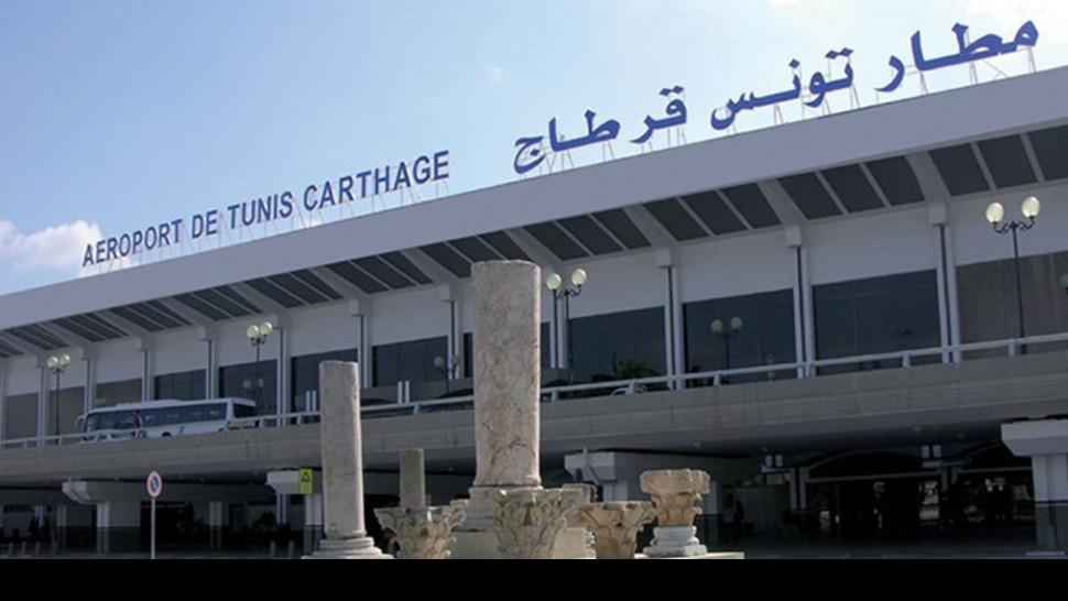 إضراب في مطار قرطاج