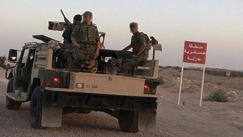 إيقاف أجنبيين بالمنطقة الحدودية العازلة ببن قردان