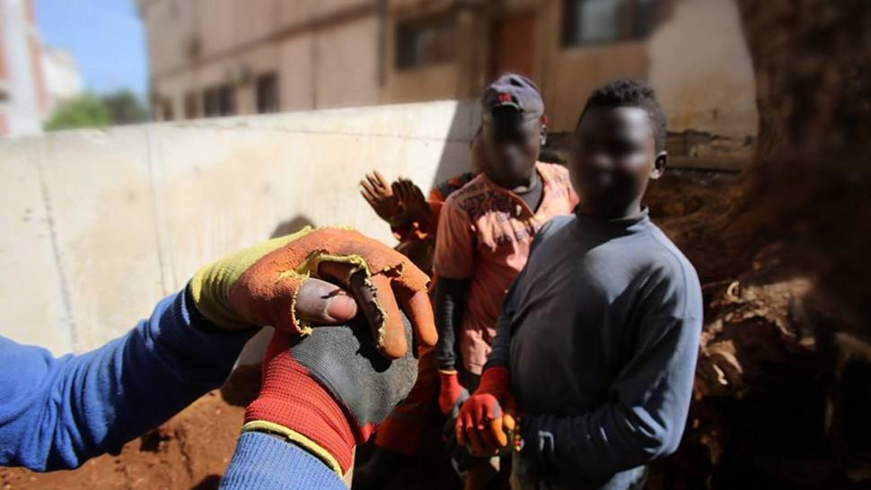 اليد العاملة الإفريقية في صفاقس:اتجار بالبشر ...والحقوق في خطر