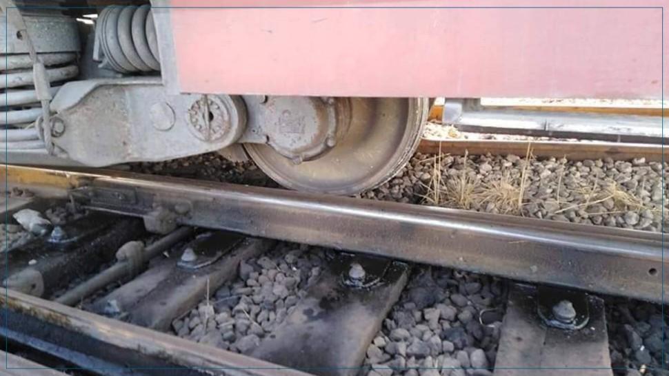 صفاقس: خروج قطار لنقل المسافرين عن السكة