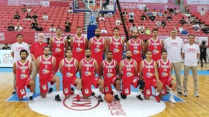 دورة ستانكوفيتش لكرة السلة : تونس تفوز على ليتوانيا وتتحصل على المرتبة الثالثة