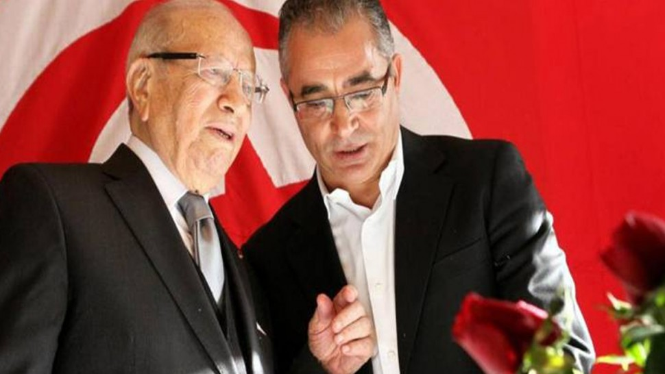 محسن مرزوق : السبسي يمكنه البقاء في القصر لكنه فقد صفته