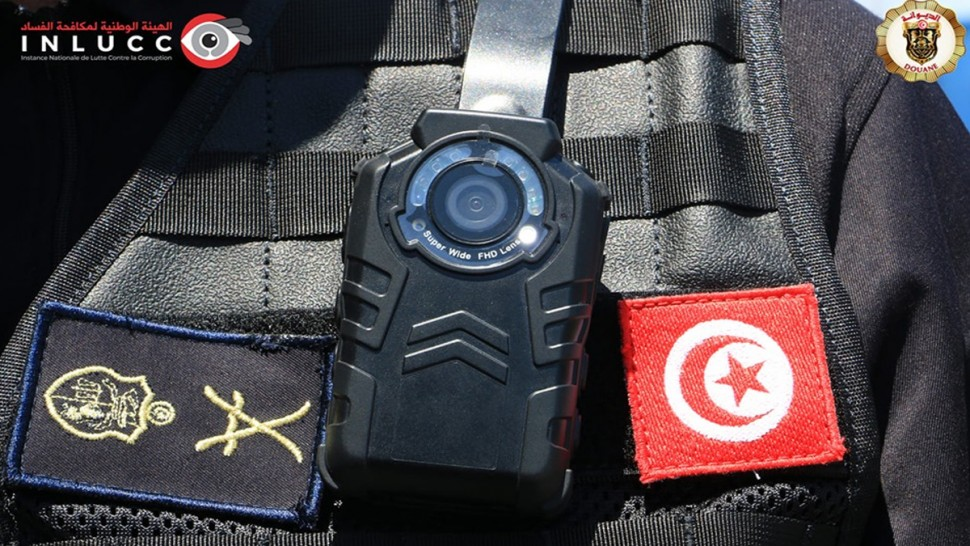 رسميا : انطلاق العمل بالكاميرا المحمولة لاعوان الديوانة