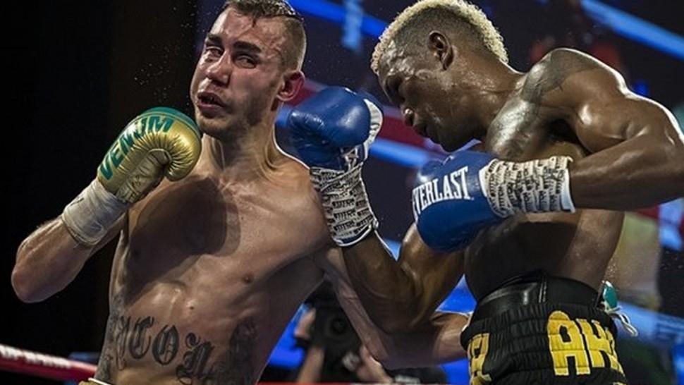 ضربة قاضية تودي بحياة ملاكم روسي