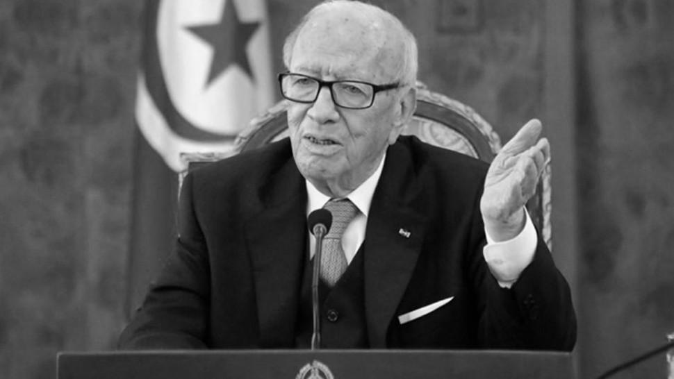 مشاهير من تونس و العالم يتفاعلون مع وفاة السبسي