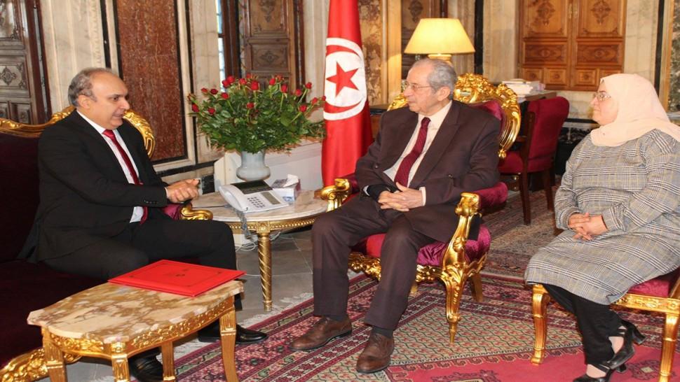 نبيل بفون ومحمد الناصر