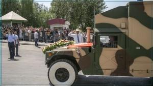مسار موكب الجنازة الوطنية للرئيس الراحل الباجي قايد السبسي