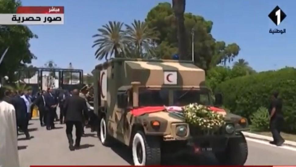 رؤساء يؤكدون حضورهم في جنازة الرئيس الراحل الباجي قائد السبسي