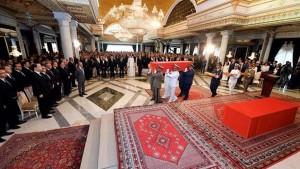 القادة العرب يؤبنون الرئيس الراحل الباجي قائد السبسي
