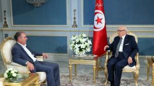 الطبوبي تونس وفاة السبسي