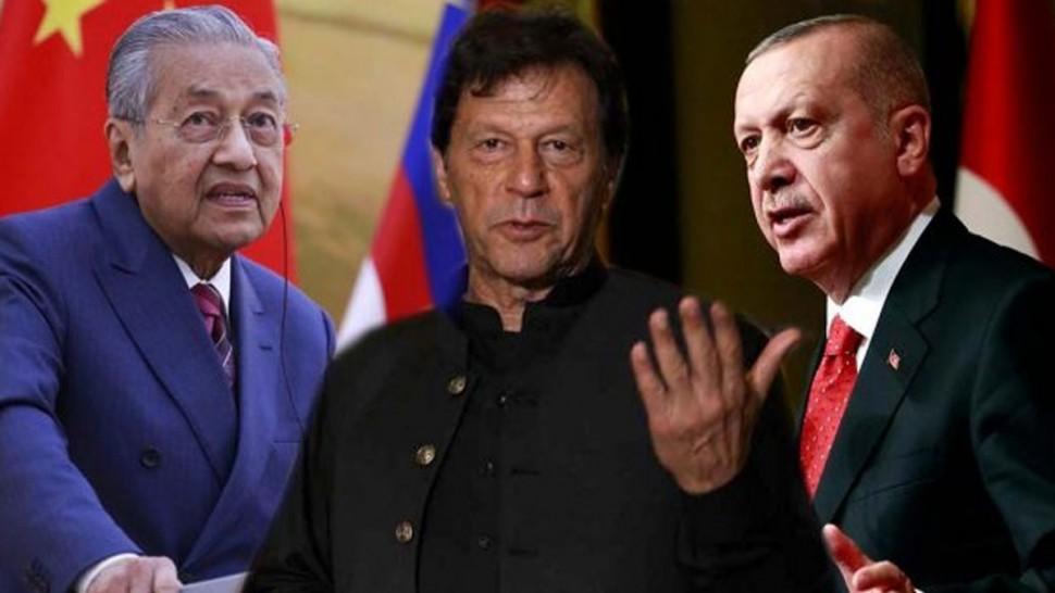 ائتلاف ماليزي تركي باكستاني للـ'نهوض بالحضارة الاسلامية'