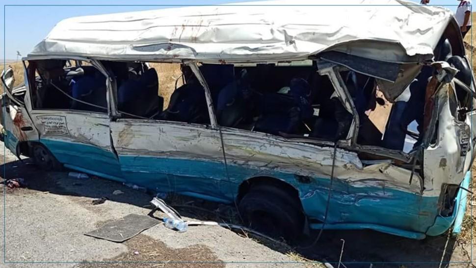 9 قتلى في حادث مرور مريع بالجزائر