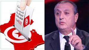 عصام الشابي : ''ترحيل مقترح هيئة الانتخابات بتنقيح الفصل 49 إلى البرلمان سيدخلنا في متاهات لا يمكن الخروج منها''