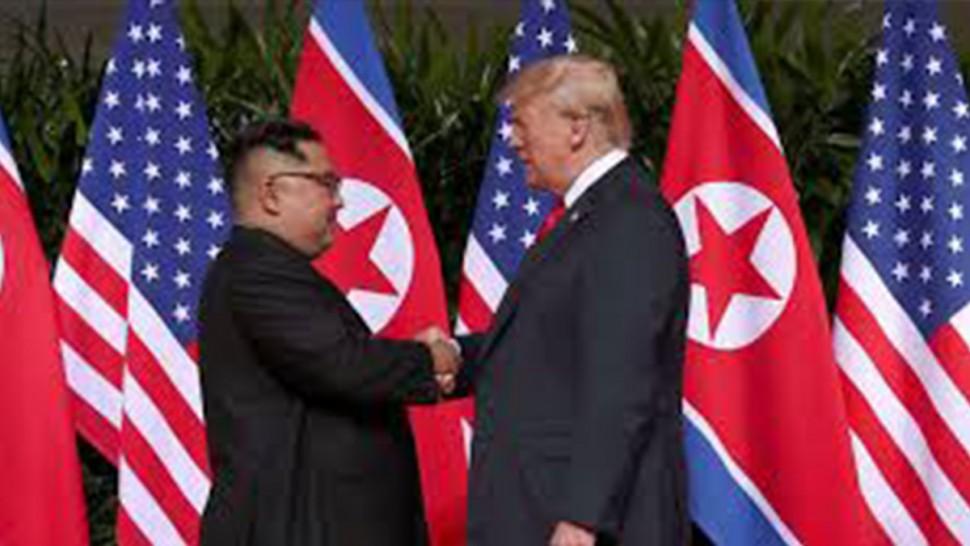ترامب يعتبر أن لو فازت كلينتون لصارت حرب مع كوريا الشمالية