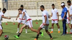 النادي الإفريقي ينهي تربصه بفوز على أهلي بنغازي