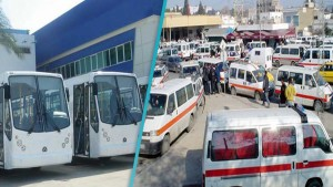 وزارة النقل ترخص لشركات النقل وسيارات الأجرة للقيام بسفرات إضافية