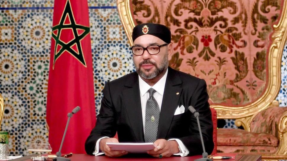ملك المغرب محمد السادس : يدنا ممدودة للجزائر