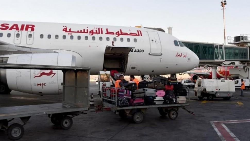 موفى جوان 2019 : تراجع عدد المسافرين على متن الخطوط التونسيةبنحو 56 ألف مسافر