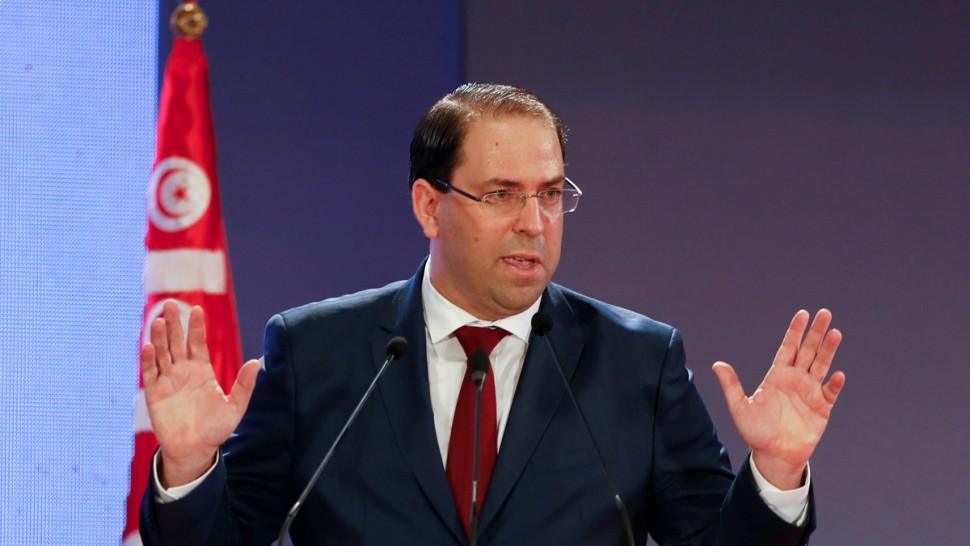 يوسف الشاهد : لا أفكر حاليا في الترشح للانتخابات الرئاسية