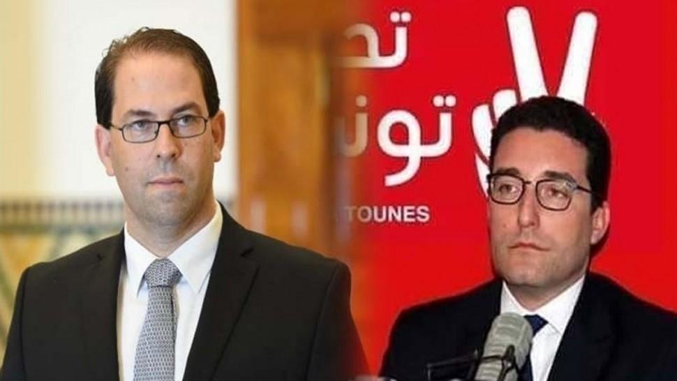 العزابي : الشاهد مرشح حركة تحيا تونس للرئاسية