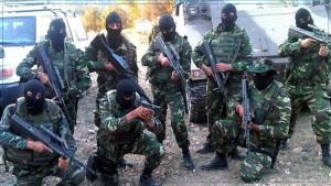 القضاء على ارهابيين