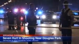 شيكاغو : أنباء عن سقوط ضحايا في إطلاق نار بمنتزه