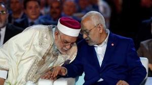 راشد الغنوشي عبد الفتاح مورو حركة النهضة الانتخابات الرئاسية