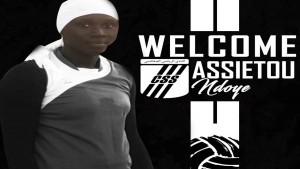 الكرة الطائرة : النادي الصفاقسي يضم لاعبة سينيغالية
