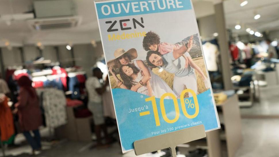 ZEN annonce l'inauguration d'un nouveau point de vente au gouvernorat de Médenine