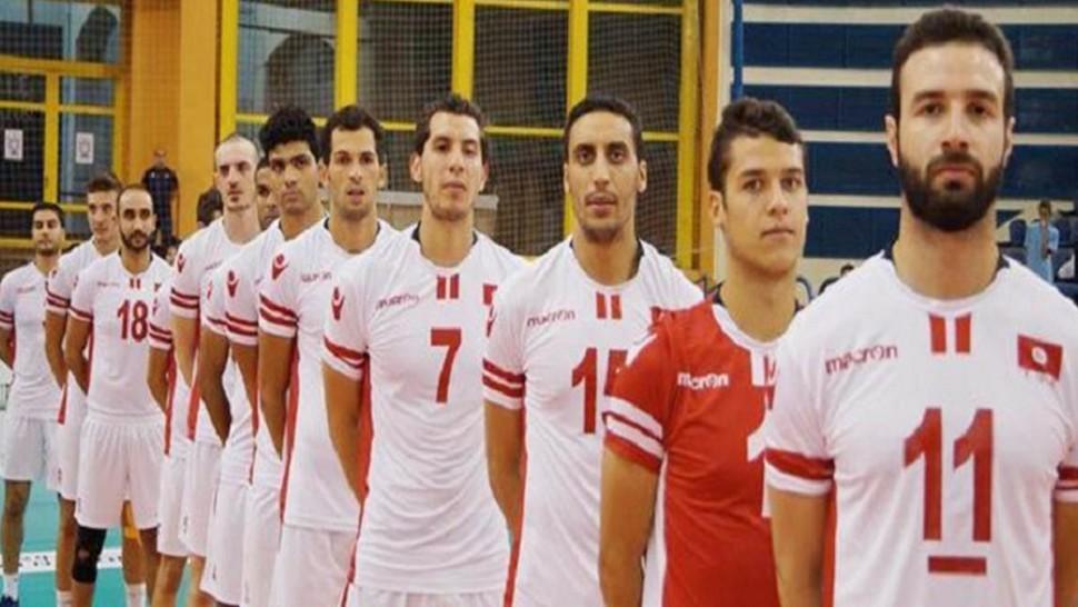 تصفيات أولمبياد طوكيو : تونس تنهزم في أول لقاء