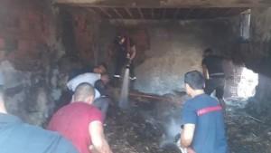 المنستير: وفاة طفل حرقا بمخزن لتجميع التبن