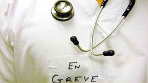 اضراب الاطباء